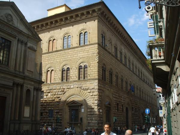 Firenze agli albori del Rinascimento