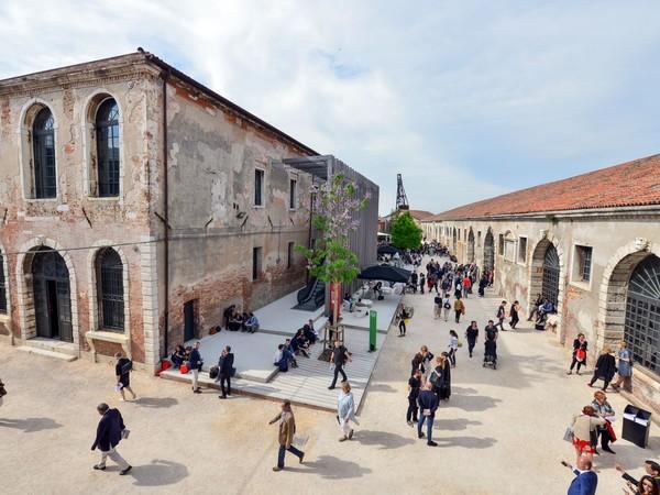 Arsenale, Venezia | Foto:&nbsp; Andrea Avezz&ugrave; | Courtesy of La Biennale di Venezia<br />