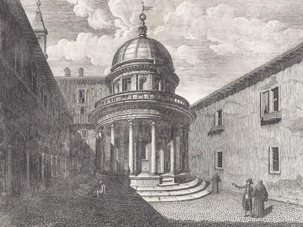 Un gioiello di architettura rinascimentale nel cuore di Roma