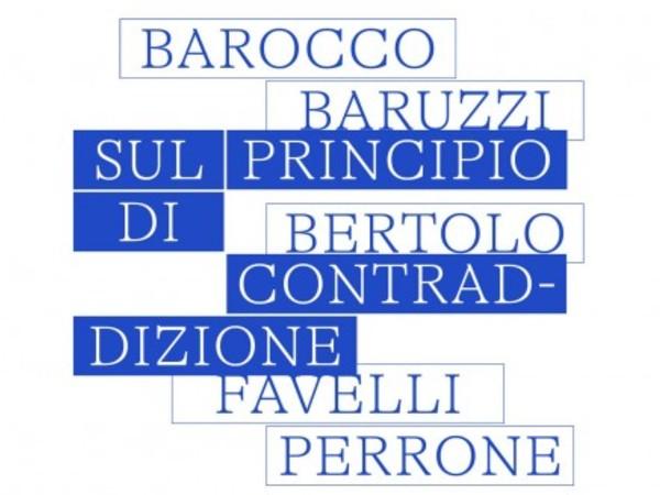 SUL PRINCIPIO DI CONTRADDIZIONE, GAM – Galleria Civica d'Arte Moderna e Contemporanea, Torino