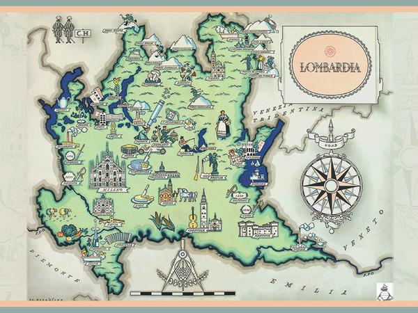 I De Agostini e la cartografia. Centoventi anni di cartografia in Italia