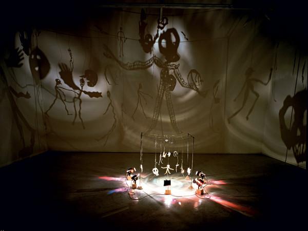 Christian Boltanski, Le Théâtre d'Ombres, 1985-1990 | Courtesy of Christian Boltanski e DART - Chiostro del Bramante 2018
