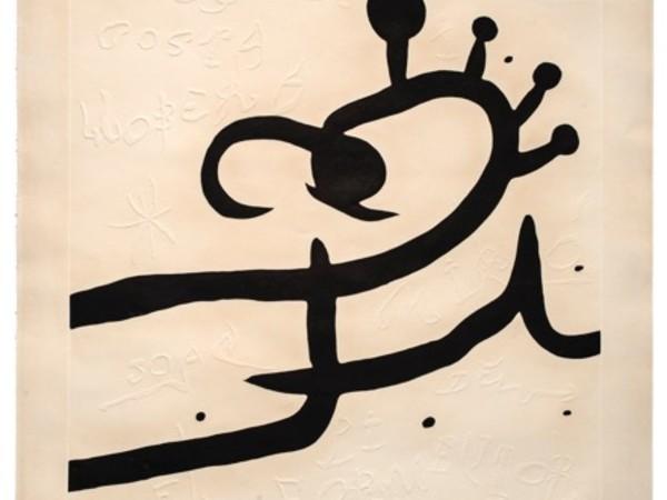 Opere grafica di Joan Miró