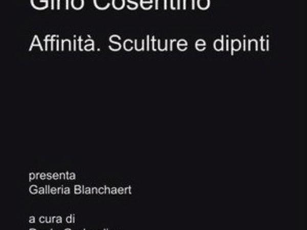 Gino Cosentino. Affinità. Sculture e dipinti, Basilica di Sant'Ambrogio, Milano