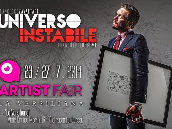 Francesco Zavattari. Universo Instabile, Parco de La Versiliana, Pietrasanta (LU)