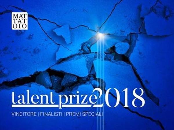 Talent Prize 2018