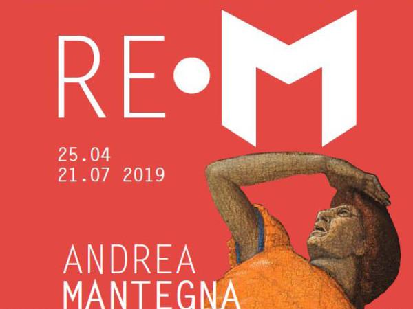 Andrea Mantegna, RE-M Mantegna, Accademia Carrara, Bergamo