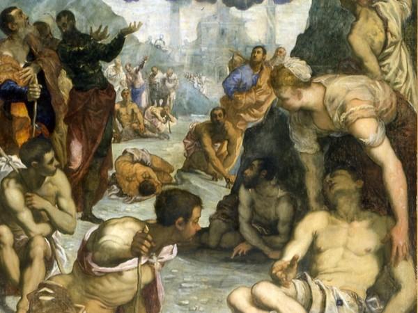 Sant'Agostino risana gli storpi