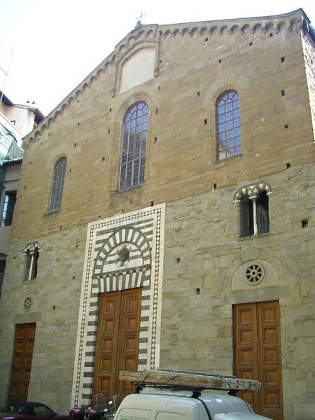 Ex-chiesa di Santo Stefano al Ponte e Museo Diocesano di Arte Sacra