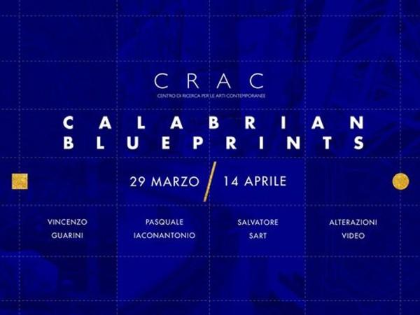 Calabrian Blueprints, CRAC | centro di ricerca per le arti contemporanee, Lamezia Terme