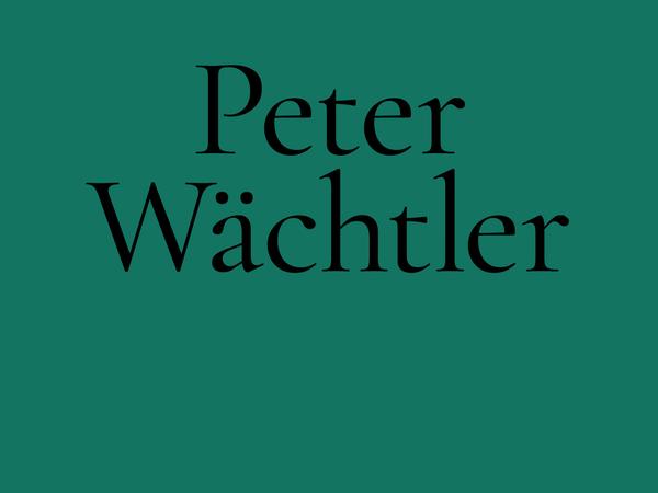 Peter Wächtler, Fondazione Antonio Dalle Nogare, Bolzano