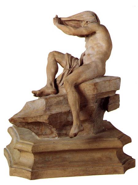 Bozzetti per la Fontana dei Quattro Fiumi