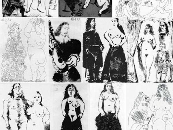 Pablo Picasso. La Célestine, Galleria Bellinzona, Milano