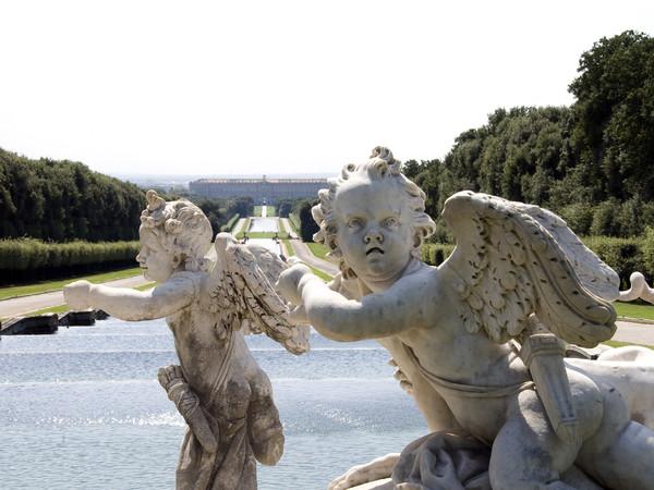 Parco Reale, Reggia di Caserta