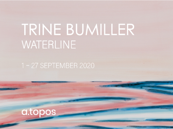 Trine Bumiller. Waterline, a.topos Venice