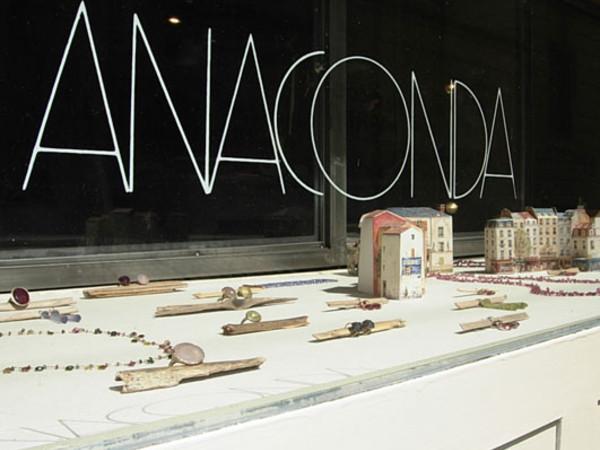 Anaconda a milano gioielleria itinerari turismo for Design gioielli milano