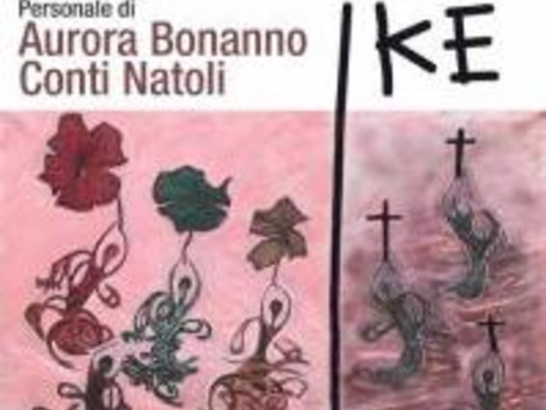 Personale di Aurora Conti Bonanno, Milano Art Gallery