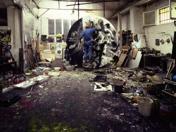 In Atelier. Aurelio Amendola: fotografie 1970-2014, Triennale di Milano