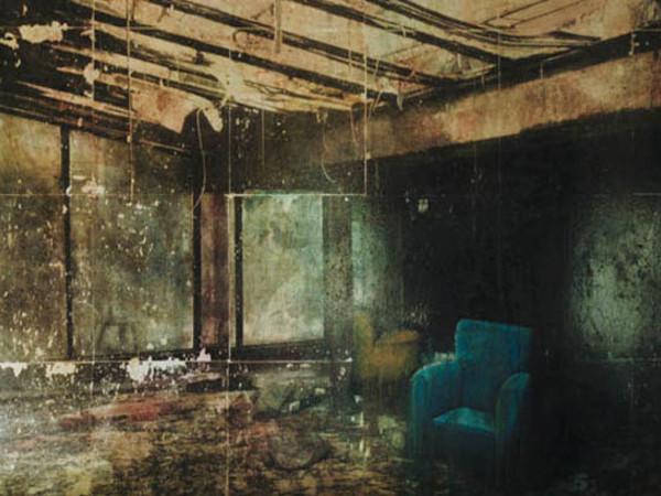 Loris di falco la citt con la casa di vetro mostra milano 77artgallery - La casa di vetro ...