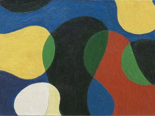 Giacomo Balla, 1922, Pittura su tavoletta 13×7