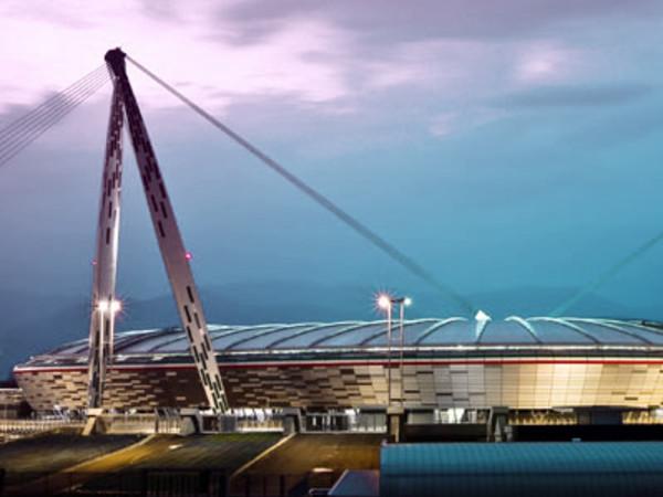 Juventus Stadium Di Torino Monumento