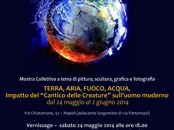 """Terra, Aria, Fuoco, Acqua, Impatto del """"Cantico delle Creature"""" sull'uomo moderno"""