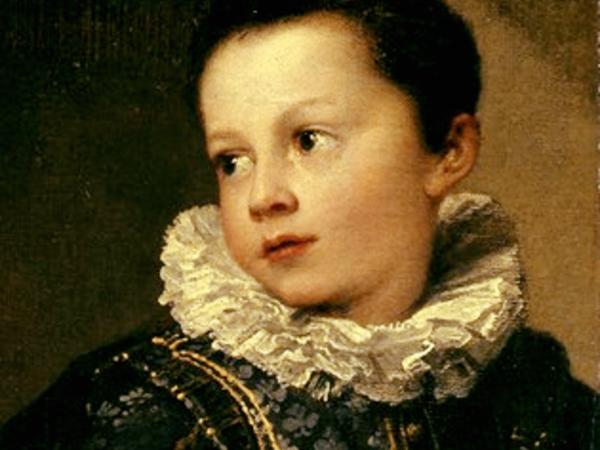 Antoon Van Dyck, <em>Ritratto di Ansaldo Pallavicino</em>, 1625 circa. Galleria Nazionale di Palazzo Spinola<br />