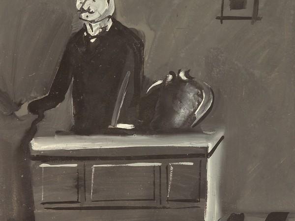 Mario Sironi, Il prefetto