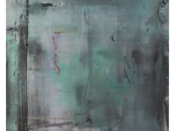 Helen Frankenthaler, Shippan Point: Twilight, 1980, acrilico su tela, 180.3x139.7 cm.