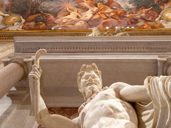 Satiro combattente, II secolo d.C. Roma, Galleria Borghese