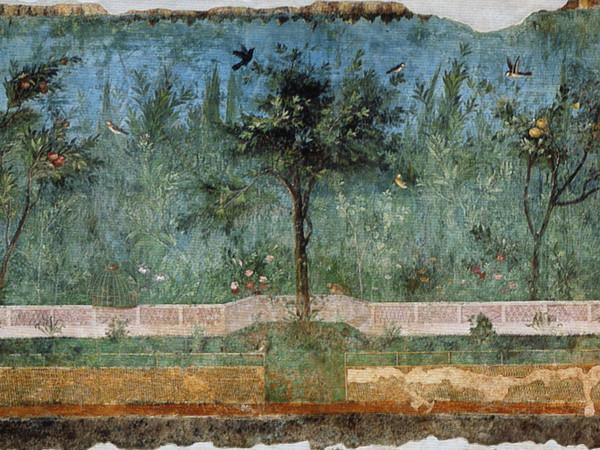 Affreschi Villa di Livia