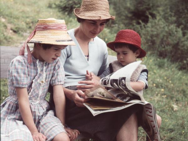 Ferruccio Ferroni, La mia famiglia a Fressenè, 1961