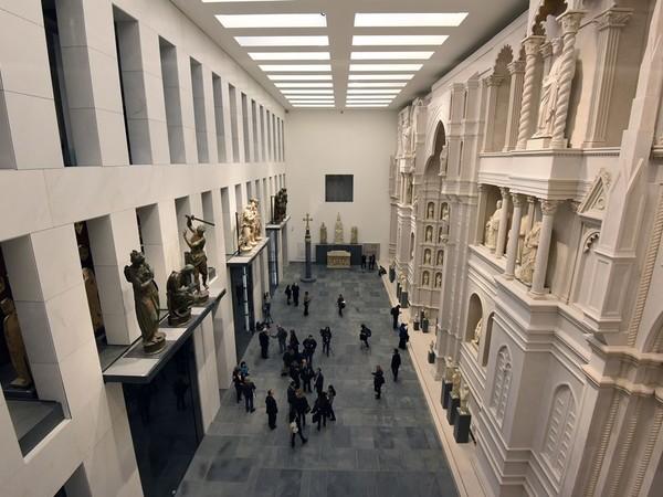 1- Sala del Paradiso, Museo dell'Opera del Duomo, Firenze
