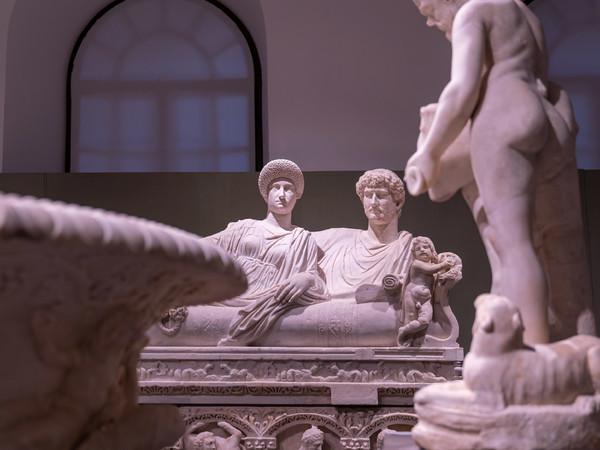 Fino al 29 giugno a Villa Caffarelli la prestigiosa collezione di sculture antiche