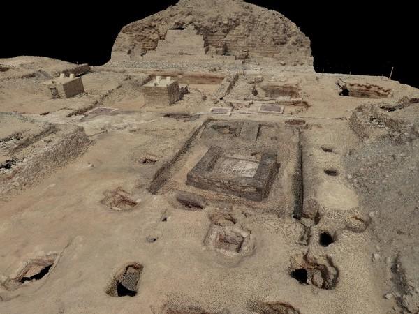 Ramadan Badry Hussein, The Archaeology of Mummification: A Saite-Persian Mummification Complex at Saqqara