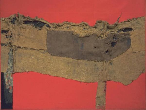 Foto le opere di alberto burri nel centenario della for Tate gallery di londra