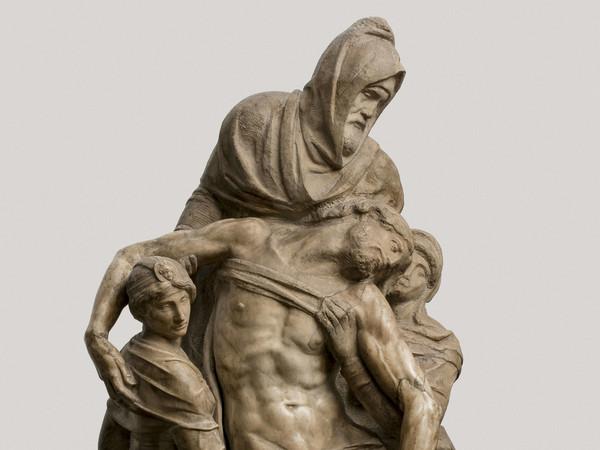 Michelangelo, Pietà. Picture by Antonio Quattrone. Courtesy of Museo dell'Opera del Duomo di Firenze