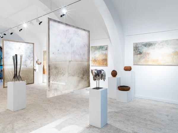ρ ι ζ ώ μ α τ α  |  r  i  z  ò  m  a  t  a, Nous Art Gallery, San Gimignano (SI)