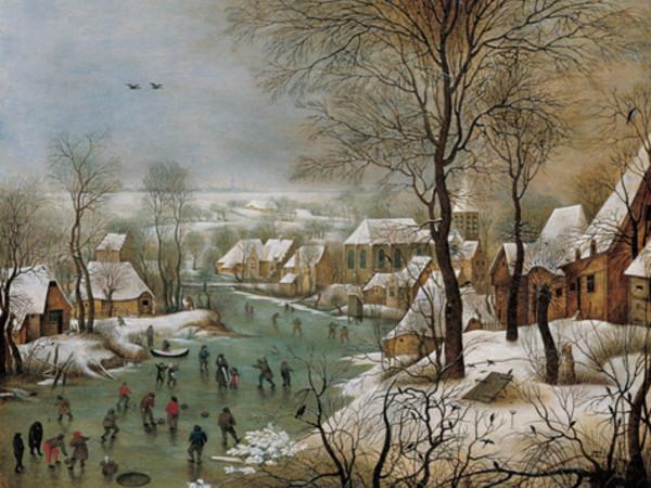 Brueghel. Meraviglie dell?arte fiamminga, Chiostro del Bramante, Roma
