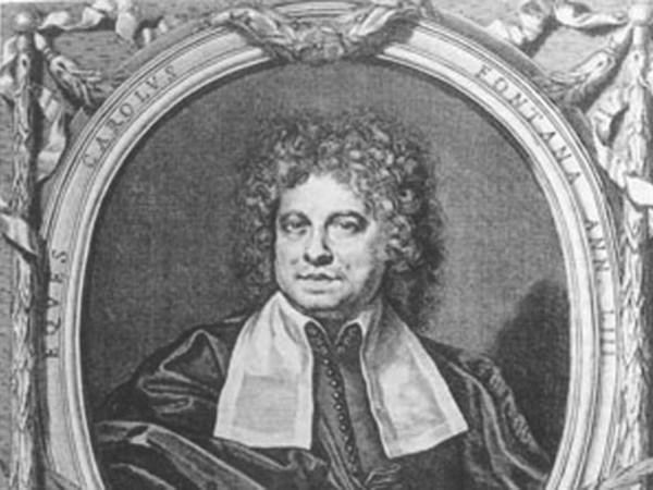 Carlo Fontana (1638-1714). Celebrato Architetto, Accademia Nazionale di San Luca, Roma