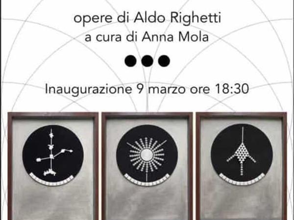 Aldo Righetti. Forma Mentis, Spazio Raw, Milano