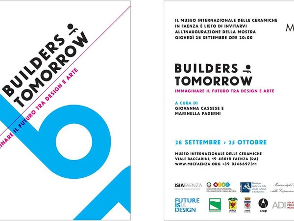 Builders of Tomorrows - Immaginare il futuro tra design e arte