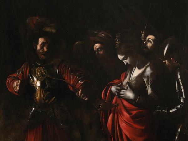 Michelangelo Merisi, detto Caravaggio, <em>Martirio di Sant'Orsola</em>, 1610, Olio su tela, 180 x 143 cm, Collezione Intesa Sanpaolo, Gallerie d'Italia - Palazzo Zevallos Stigliano, Napoli