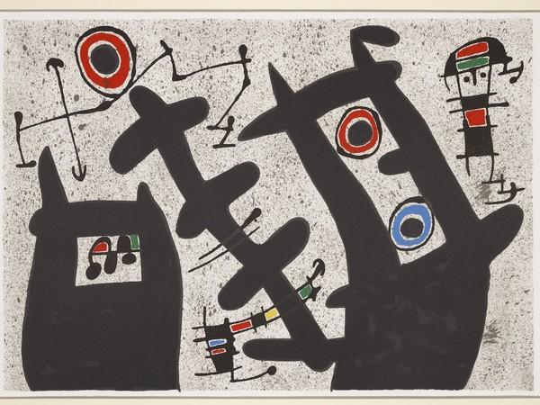 Joan Miró, Le lézard aux plumes d'or