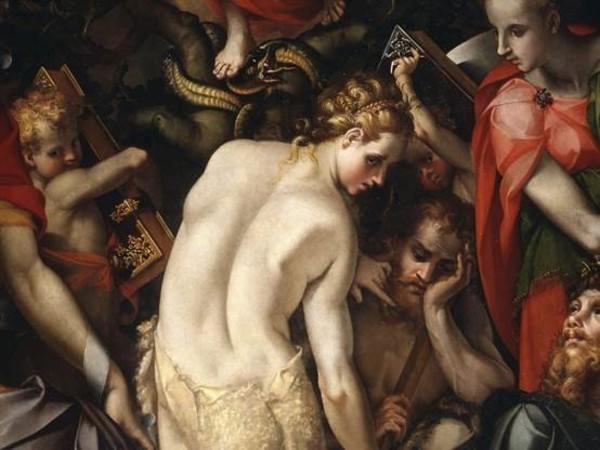 Carlo Portelli, Allegoria dell'Immacolata Concezione. Firenze, Galleria dell'Accademia