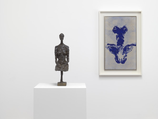 In Search of the Absolute: Alberto Giacometti and Yves Klein