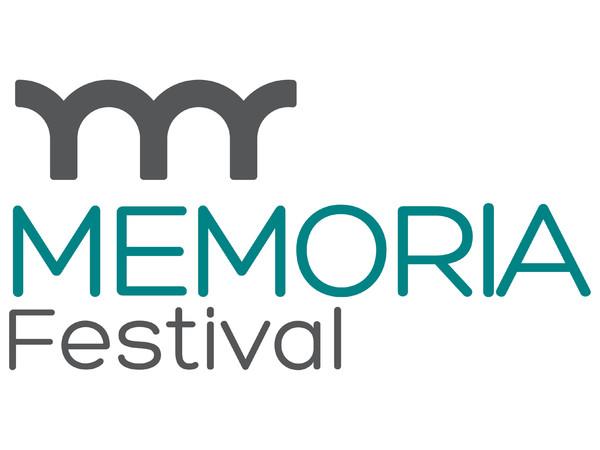 Memoria Festival, Mirandola, logo