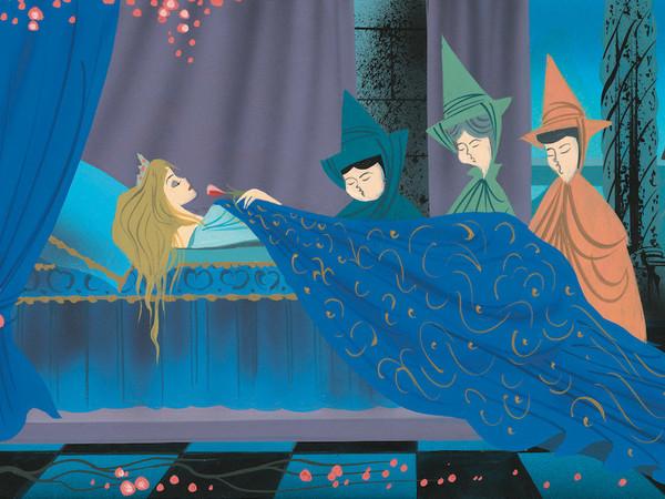<em>La bella addormentata</em>, 1959   © Disney