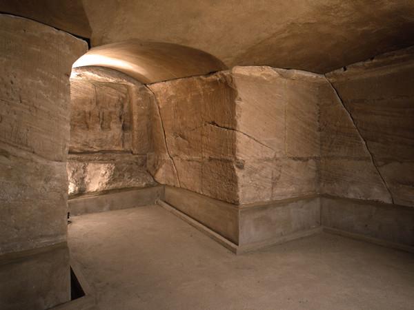 Ricostruzione del tempio di Ellesija