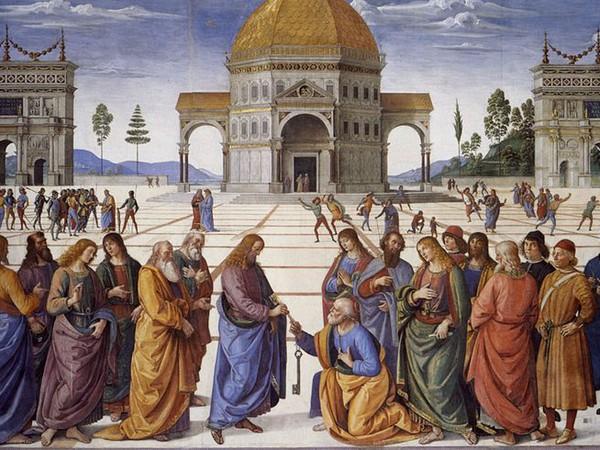 Consegna delle chiavi a San Pietro